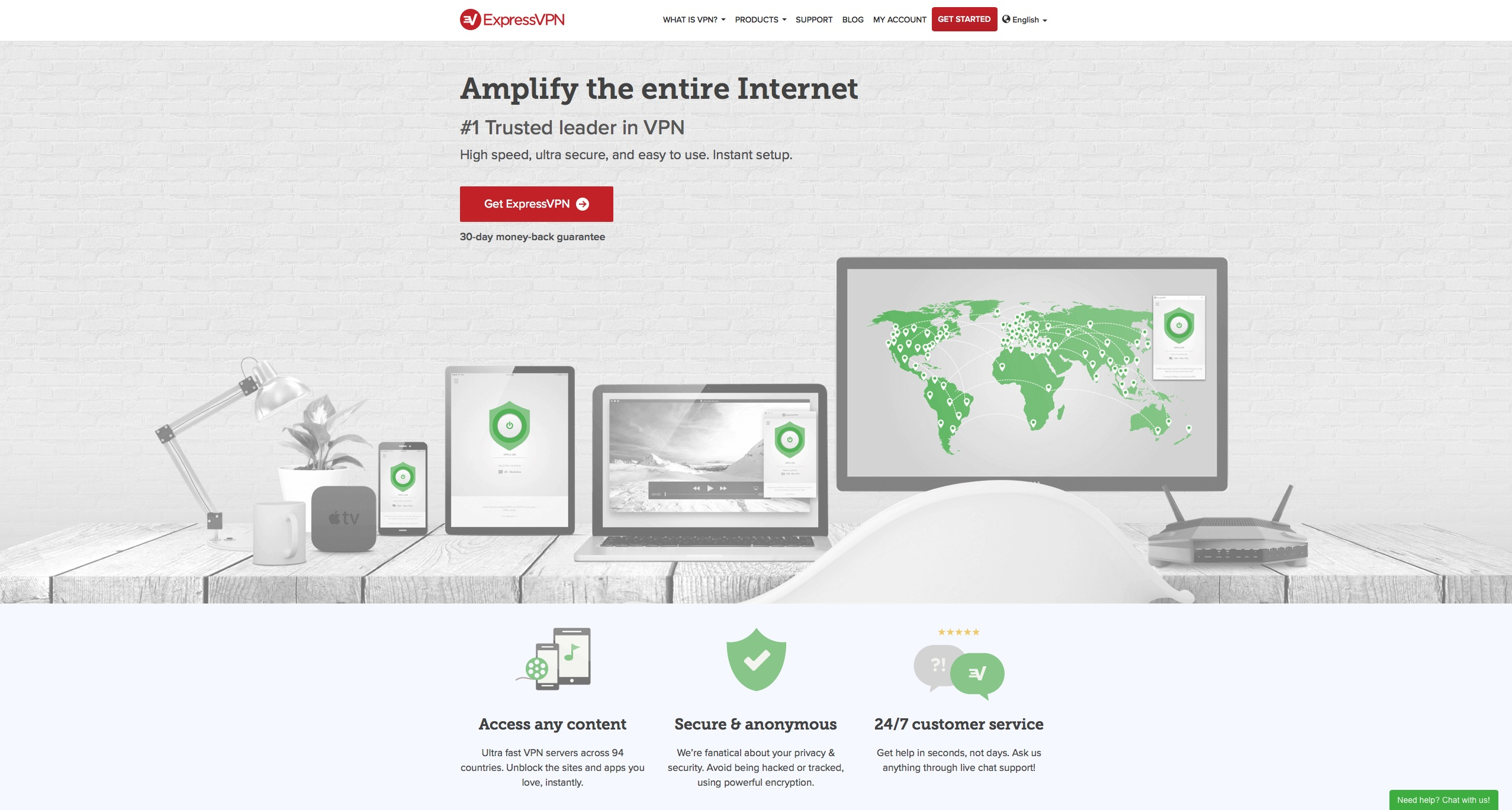 ExpressVPN Review - Is it best choice for you? - VPNTrends com
