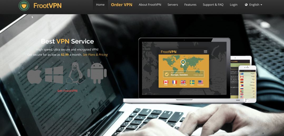frootvpn review