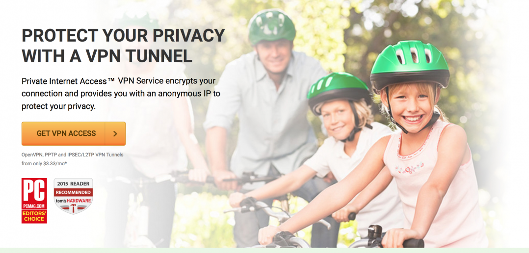 private internet access pia review
