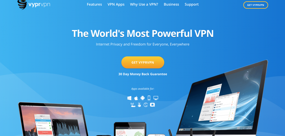 vyprvpn review