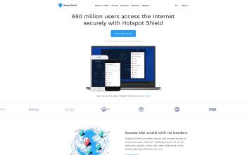 hotspot shield vpn review