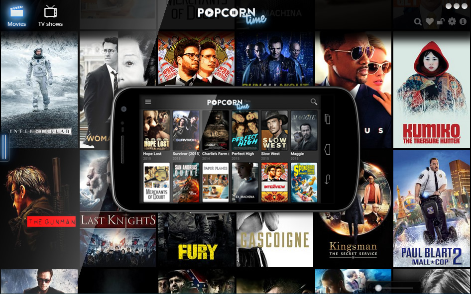 popcorn time devices