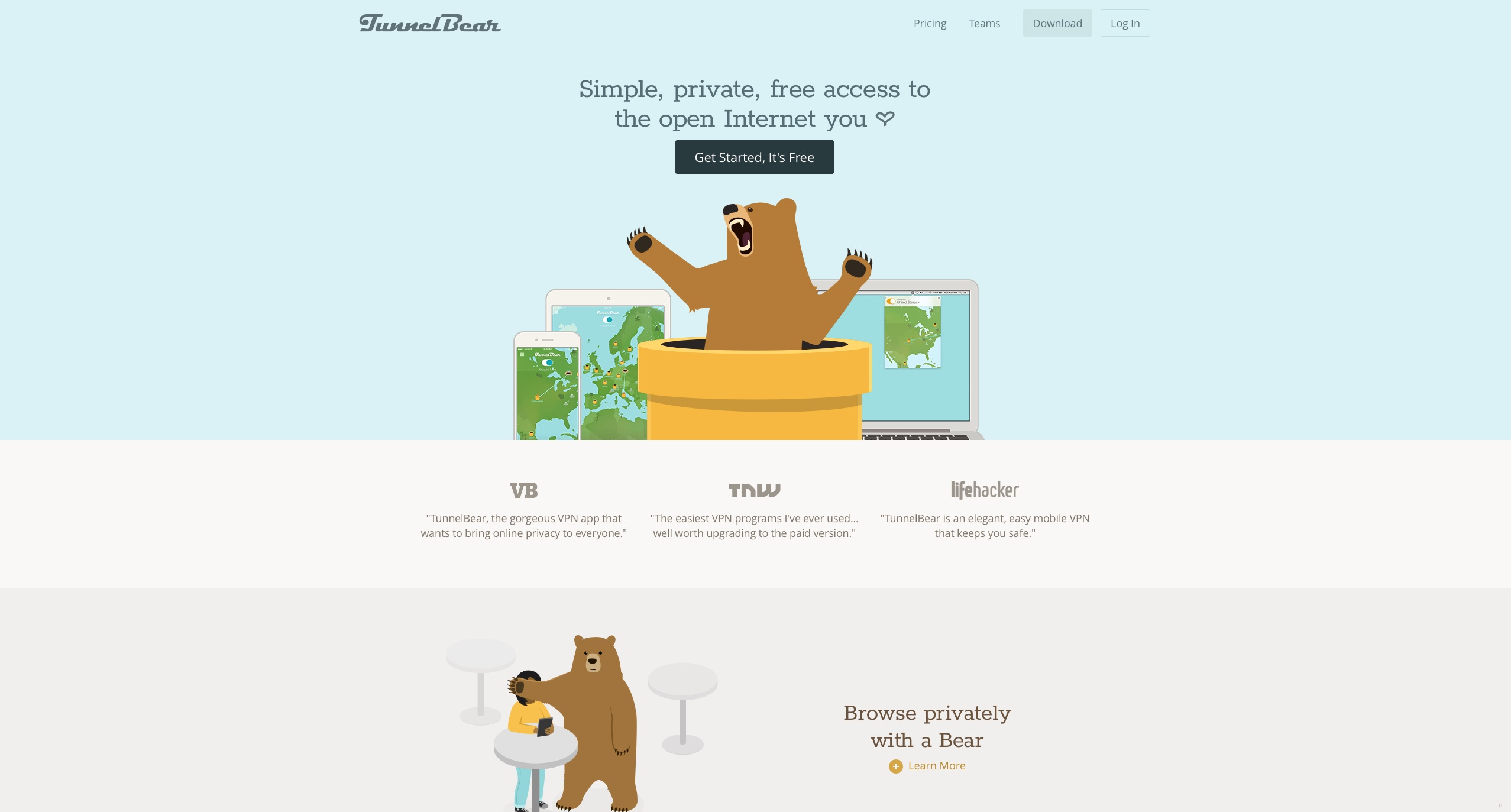 TunnelBear VPN review: Buy or Avoid the Canadian Grizzly